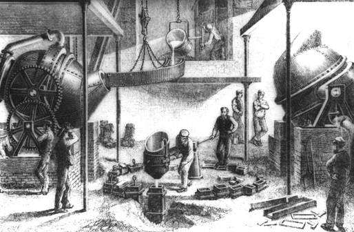 a history of carnegie steel Andrew carnegie and the steel industrywith the introduction of such new technology as the bessemer converter and the open hearth process, the amount of steel produced in the united states went from 77,000 tons in 1870 to over 10 million tons in 1900.