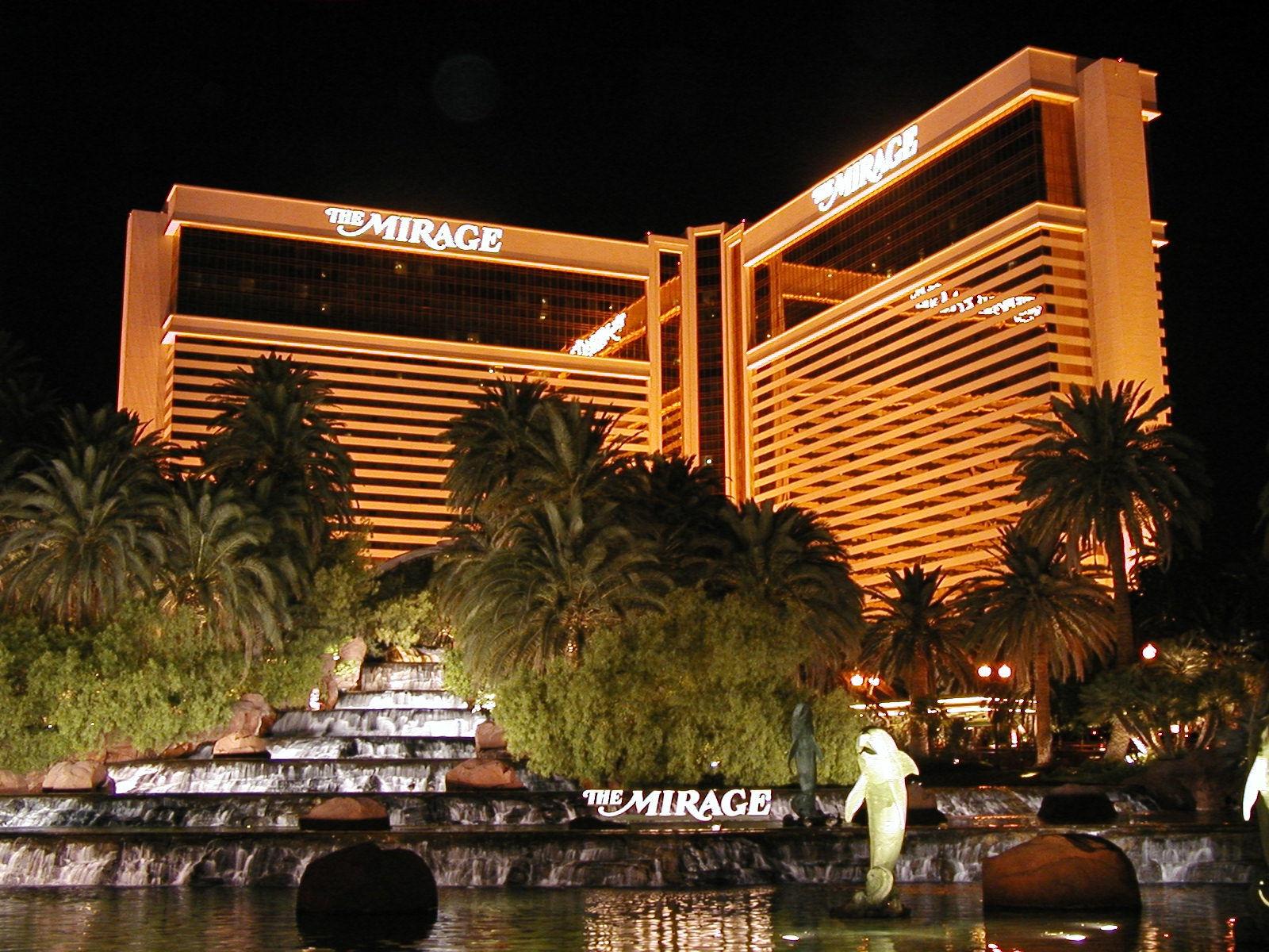 mirage casino vegas