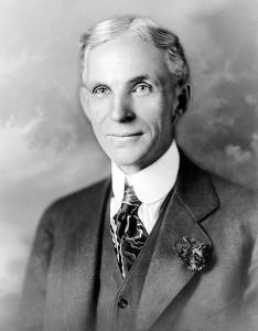 Henry Ford, Circa 1919.