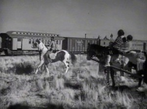 Native Americans and railroad