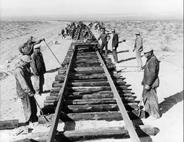 chinese immigration and the building of Us has long history of restricting immigrants many chinese immigrants did, too in the 1860s, they came to work as laborers on the continental railroad and stayed.